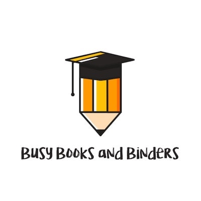 Busy Books and Binders