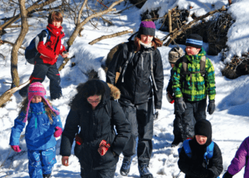 Outdoor Nature Programs for Toronto Kids in Winter 2021
