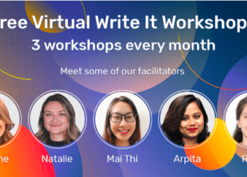 Virtual Write It Workshops – Mixed Bag Mayhem