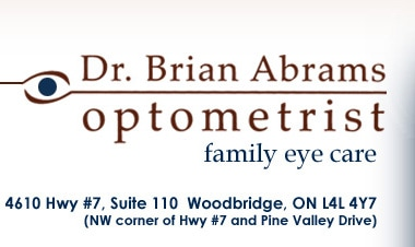 Dr. Brian Abrams Optometrist Family Eye Care