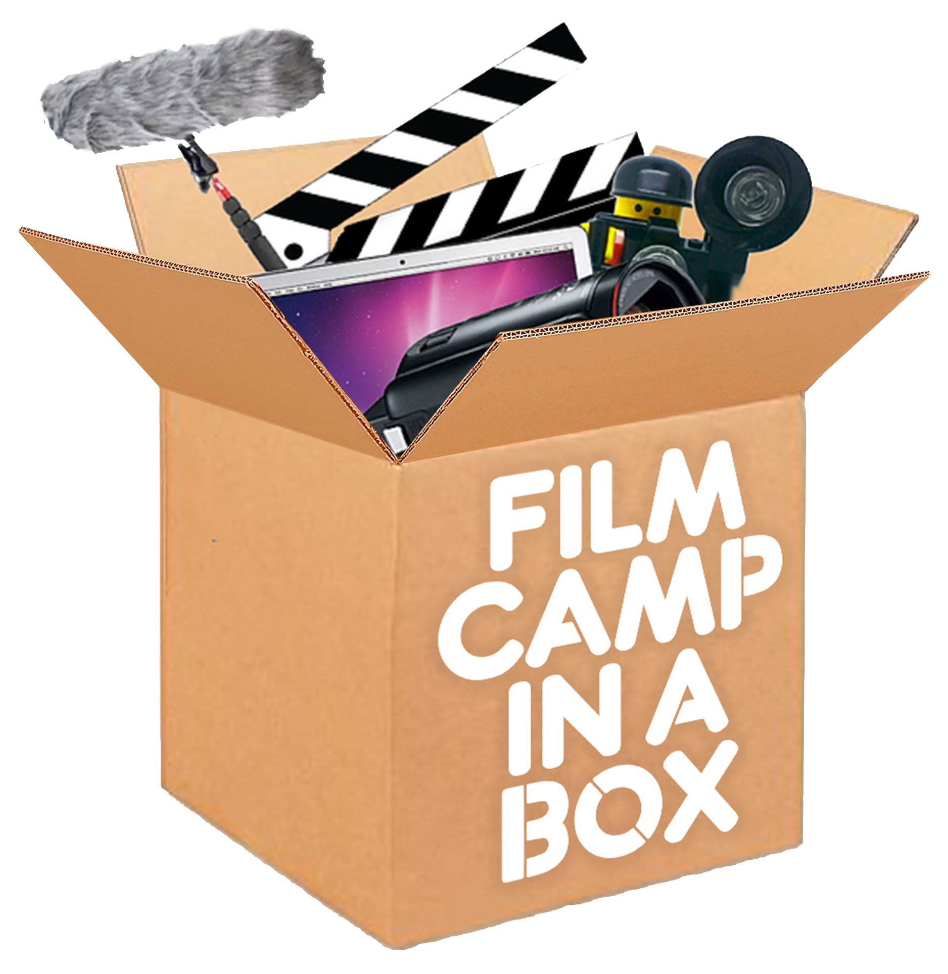 Film Camp In a Box