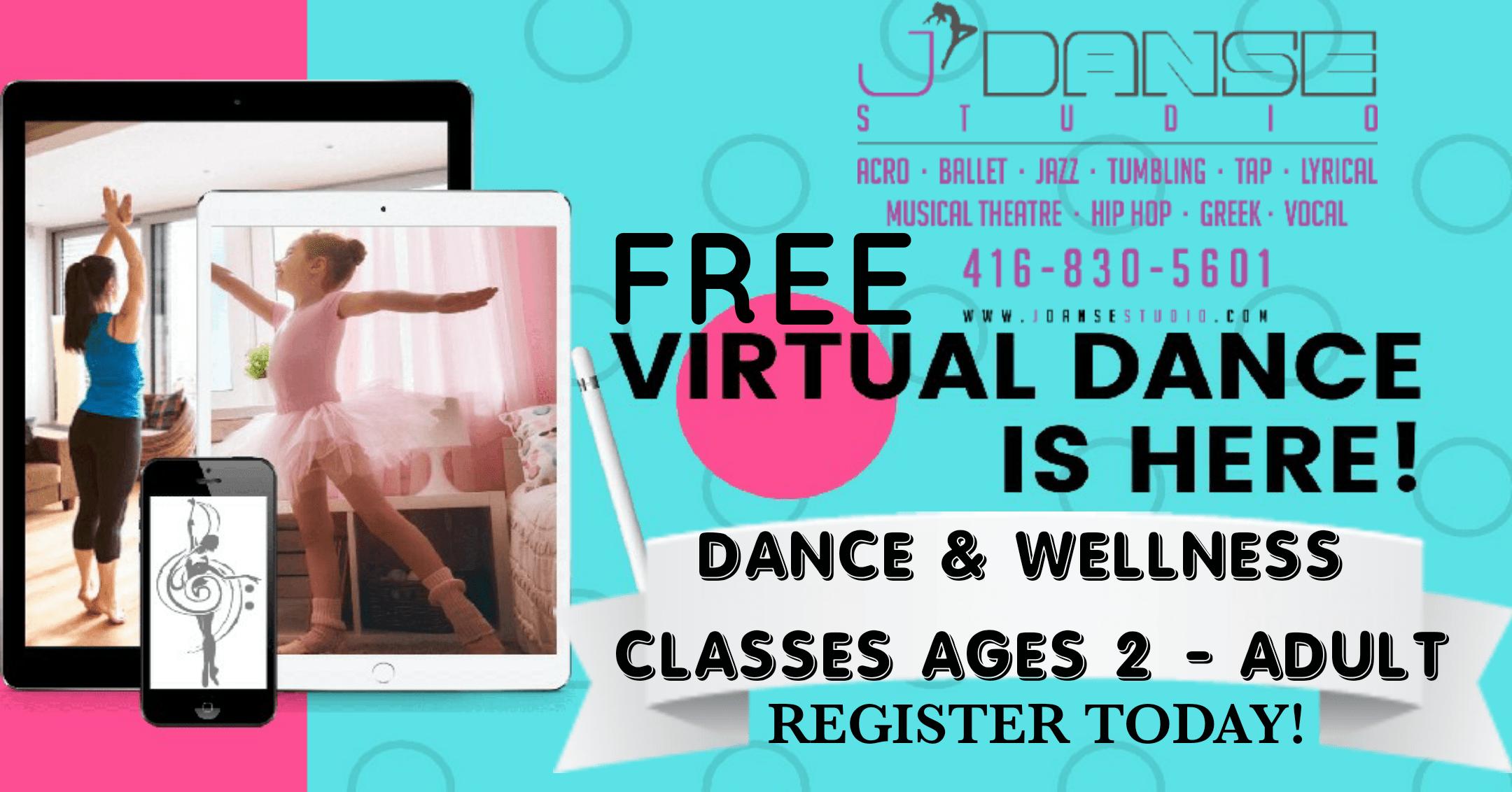 Dance Classes: J'Dance Studio